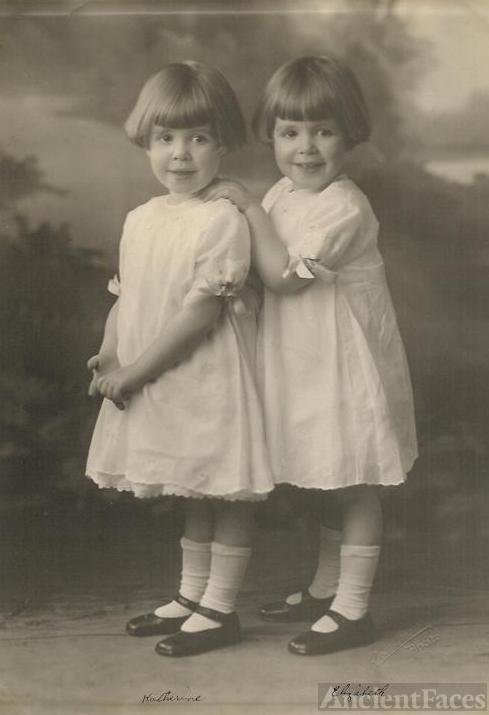 Katherine and Elizabeth Goodwin