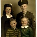 William, Mary Ann, & Helen Withers, Charles Rowsey, WV