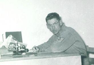 Sgt. Leonard John Chapman