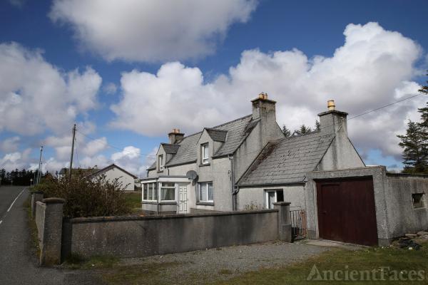 Mary Anne Trump's home, Scotland