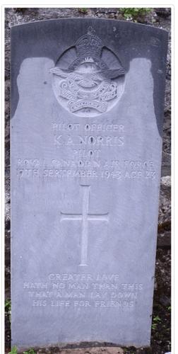 Kenneth Allen Norris Gravesite