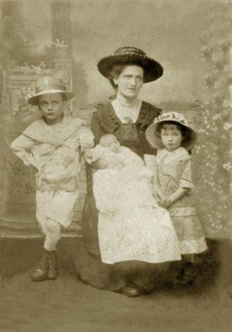 A photo of Lillian Emma  Zinoni-White