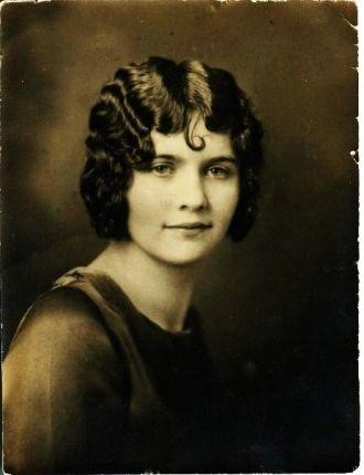 Edna Virginia (Johnson) McCray, WV
