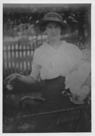 Sarah Adeline (Doss) Brown