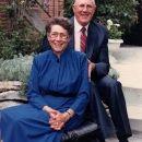 Elmer & Norma Jean (Roos) Dettmer, 1989