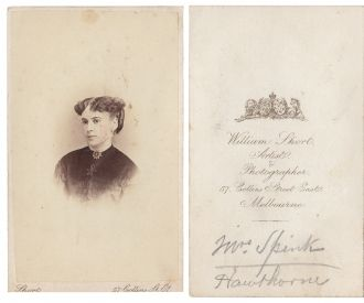 Mary Norris Spink