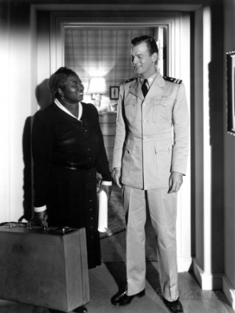Hattie McDaniel and Joseph Cotten