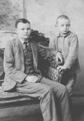 Walter & Nathan Purviance