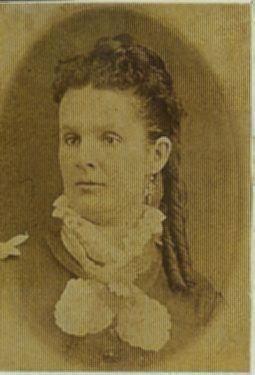 UNknown Burnett(Dickens)family
