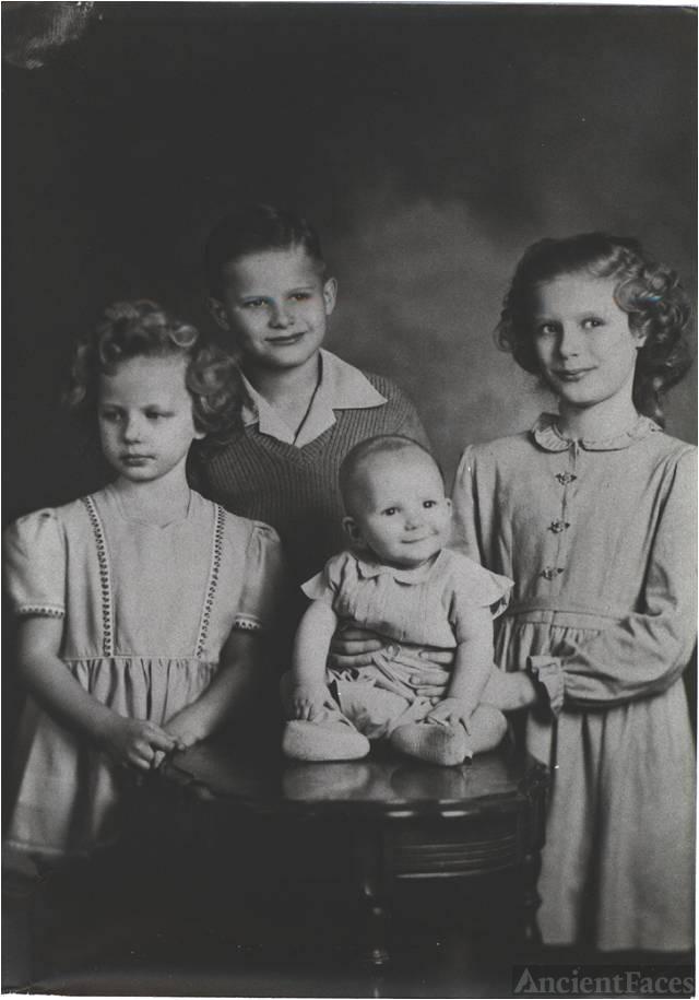 Arnold & Carmen Barber Children