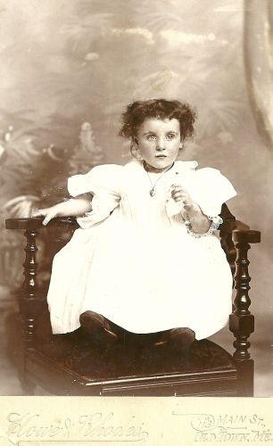 Clara Malvina Paradis
