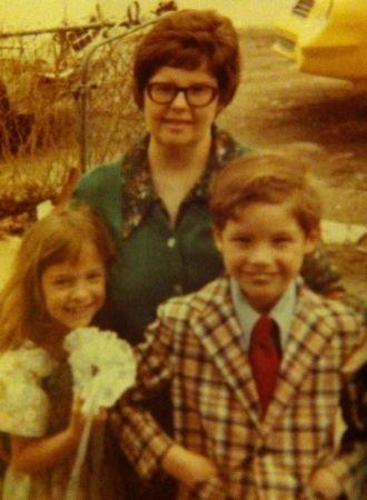 Dorothy June (Stephens) Peachee Family