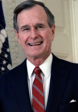 George H. W. Bush 41st President