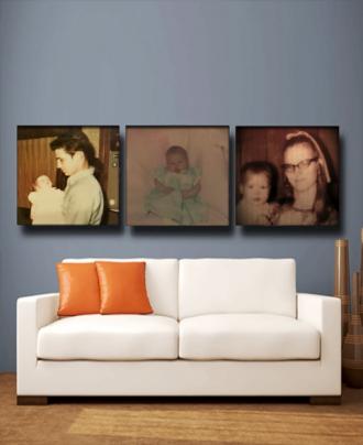 The Mann Family 1971