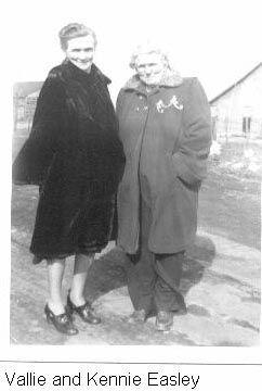 Vallie & Kennie Easley