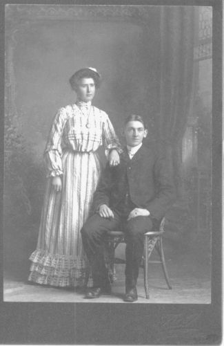 Mr. and Mrs. PA Johansen