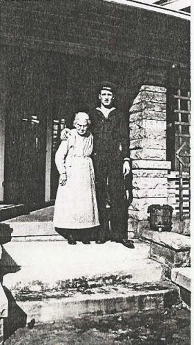 Robert C. Neal Visits Priscilla (Sheeks) Carr