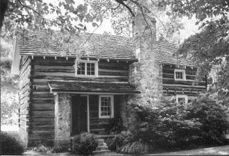 Cabin of  Tobias Smyth