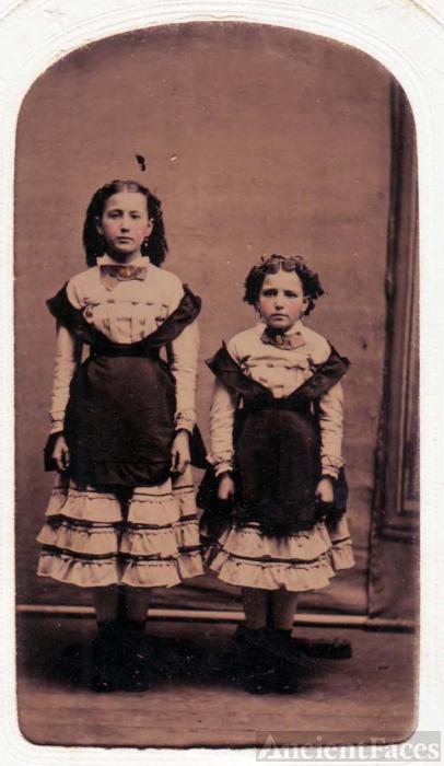 Gillian & Annie Eaman