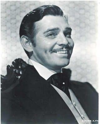 Clark Gable   Rhett Butler