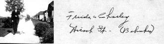 Frieda and Charles Behnke