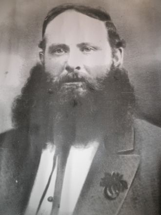 A photo of William Steele