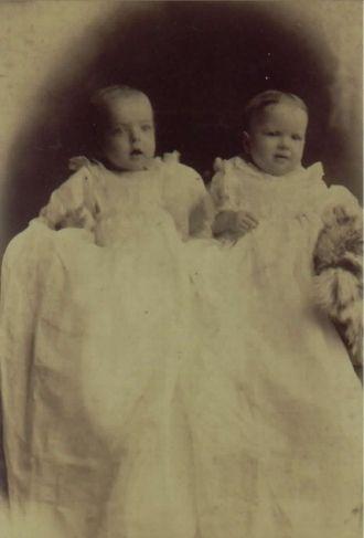 Elza & Elsie Binkley