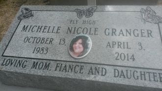 Michelle (Trahan) Granger gravesite