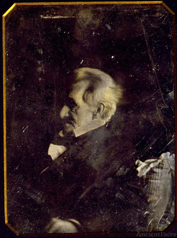 Andrew Jackson Daguerreotype