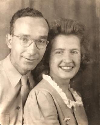 Wayne W Schafer & Anna Maxine Schafer