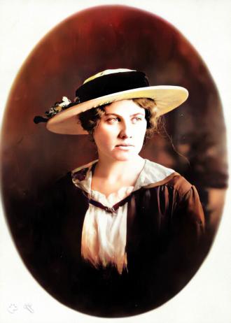 Sarah Patton Freerksen