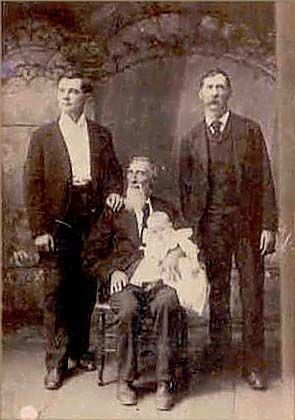 Four Generations of Mortons