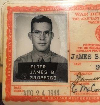 James B Elder