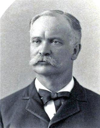 A photo of Horace Henry Tyer