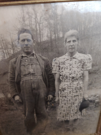 Andy and Lillie Powers
