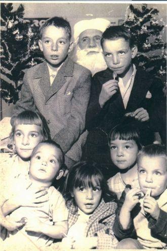 Hershel R. Harper, Sr.'s Kids - Taken 1959/60