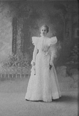 A photo of Louise Jackson