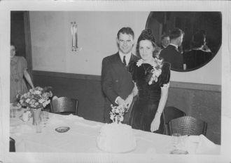 Mr & Mrs Vince Klem