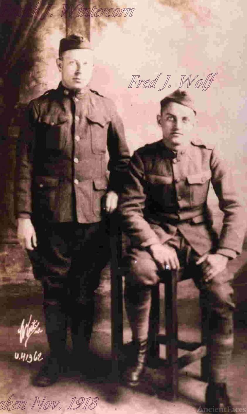 Fred Wolf & Frank Wintercorn