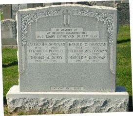Donovan Grave