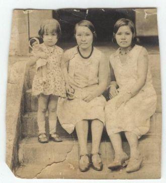 June,Mum and aunty Maria