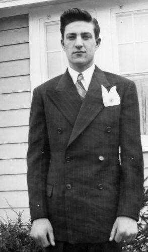 Donald Franklin Triebel