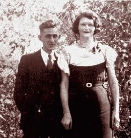 Leon Howard Miller and Lena Grace COOK