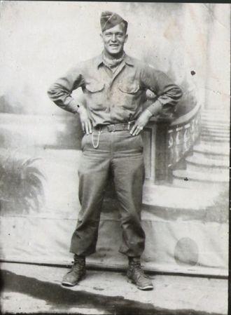 WWII Company D 351st Combat Infantry Regiment