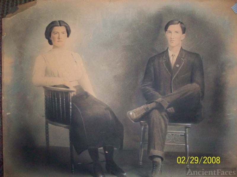 Dalton GA Unknown couple