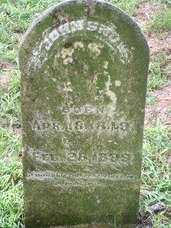 Grave site for John Snow