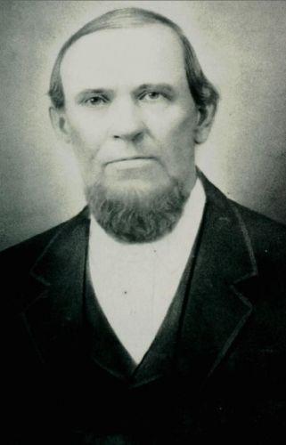A photo of Soloman Parr
