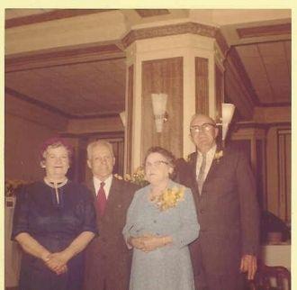 Erma & John E. Carr; Elsie & John I. Tyree