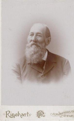 Unknown Swift relative, man