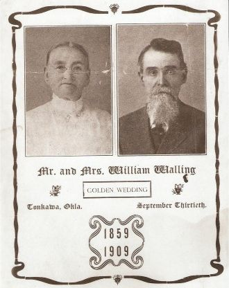 A photo of William Howard Walling